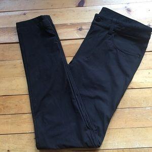 Lululemon ABC pants black warpstreme